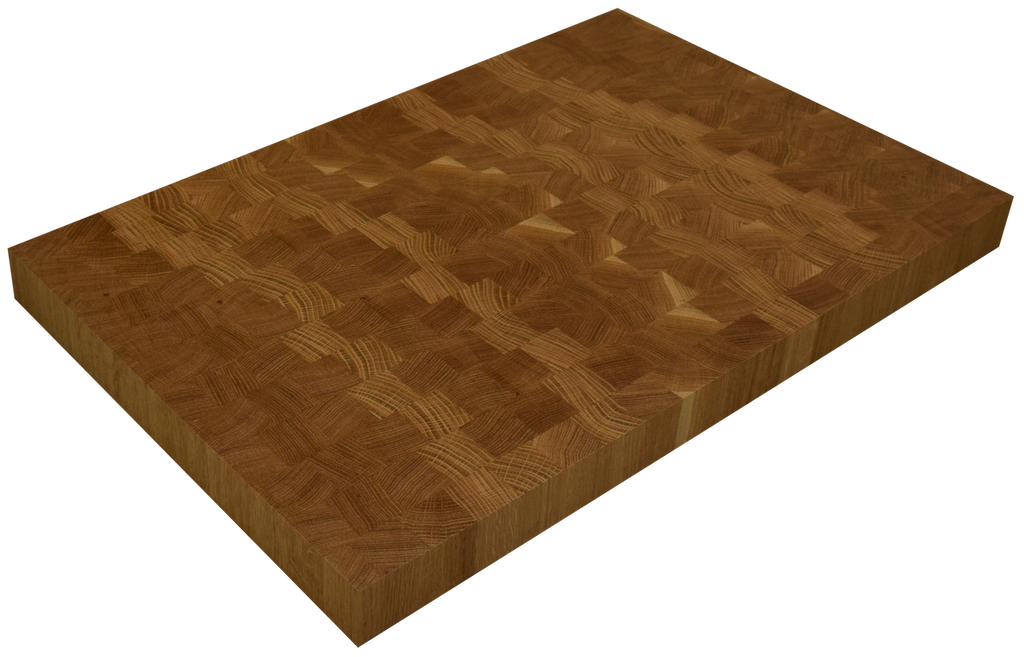 White Oak End Grain Butcher Block Countertop.
