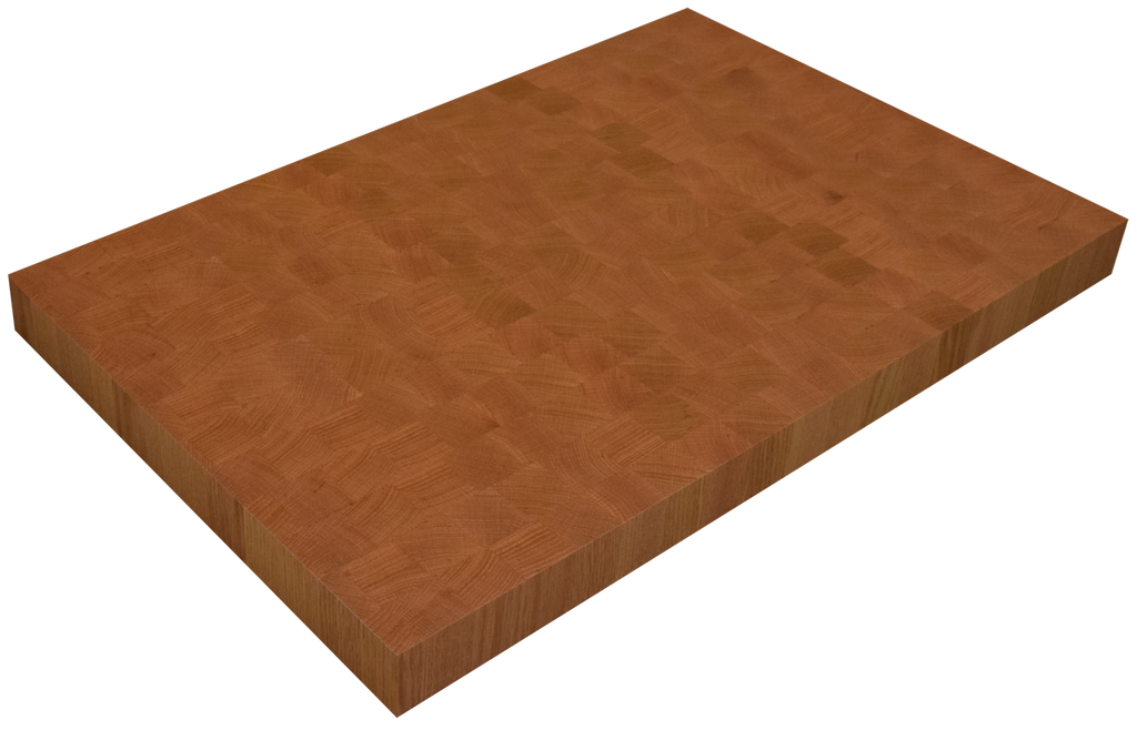 Red Oak End Grain Butcher Block Countertop