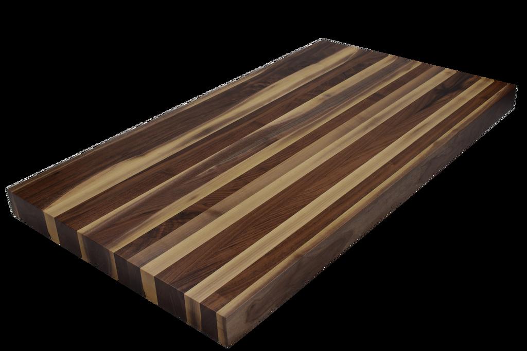 Walnut (rustic) Edge Grain Butcher Block Countertop