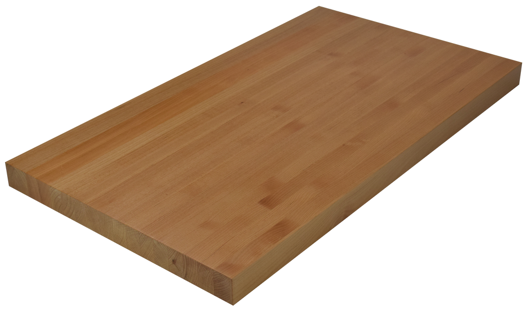 Clear Alder Edge Grain Butcher Block Countertop
