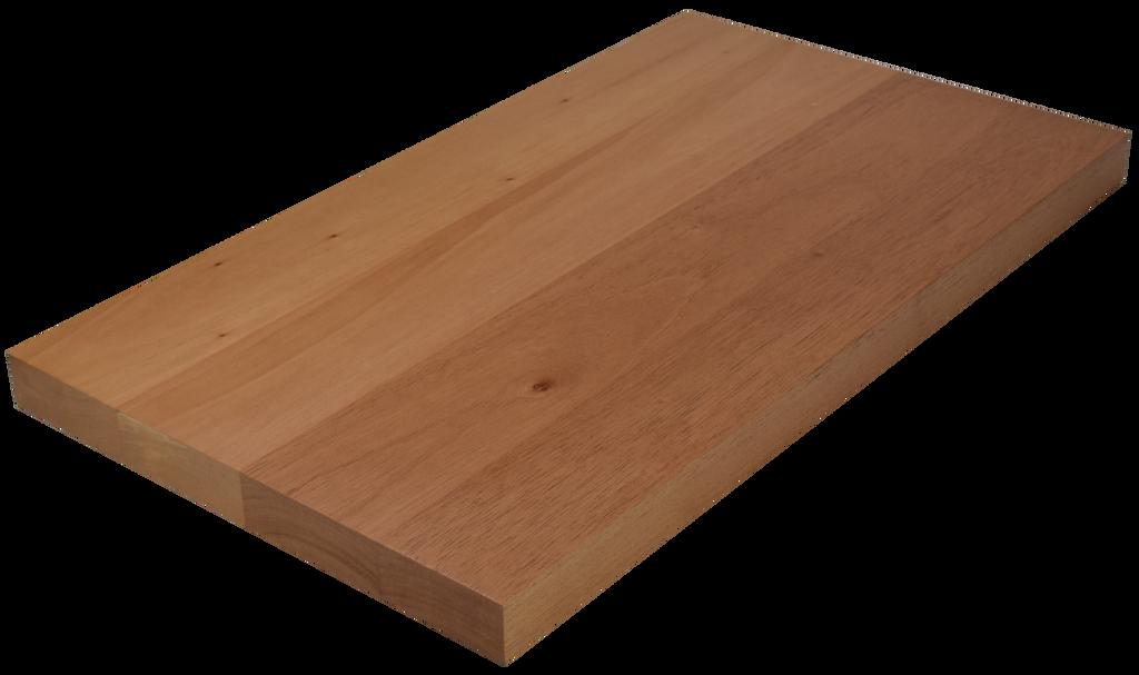 Spanish Cedar Wide Plank (Face Grain) Countertop.