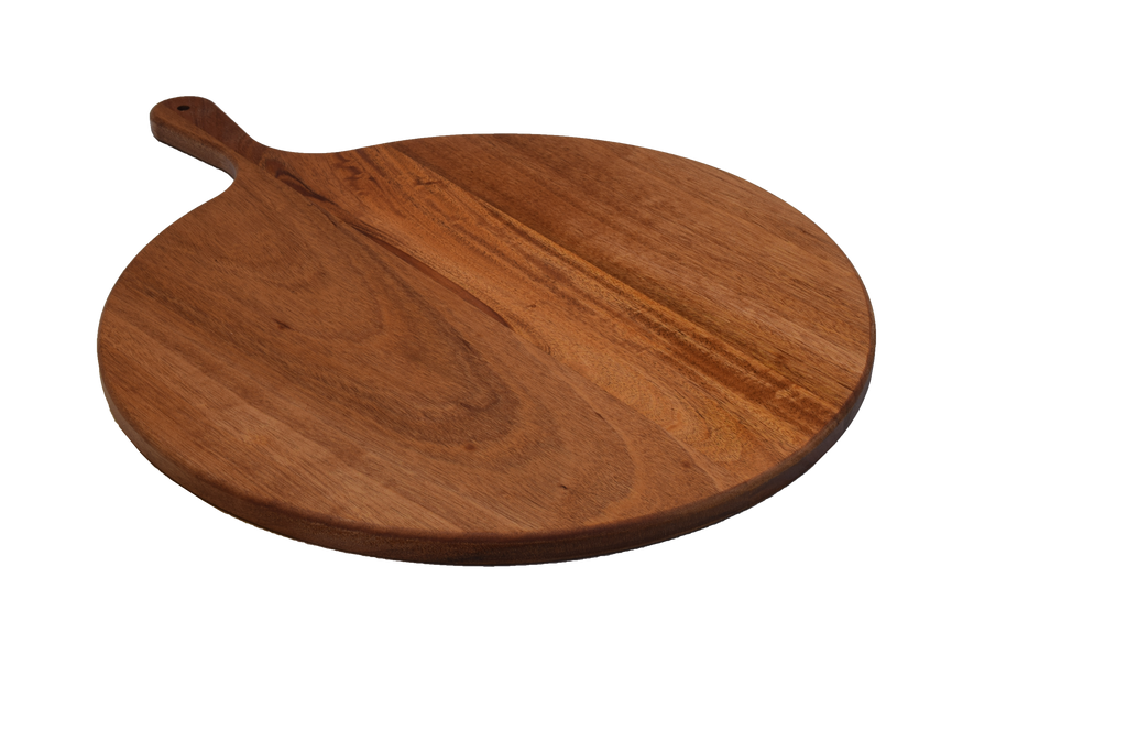 African Mahogany Pizza Paddle Board.