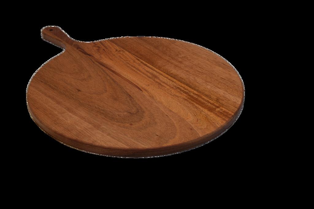 African Mahogany Pizza Paddle Board