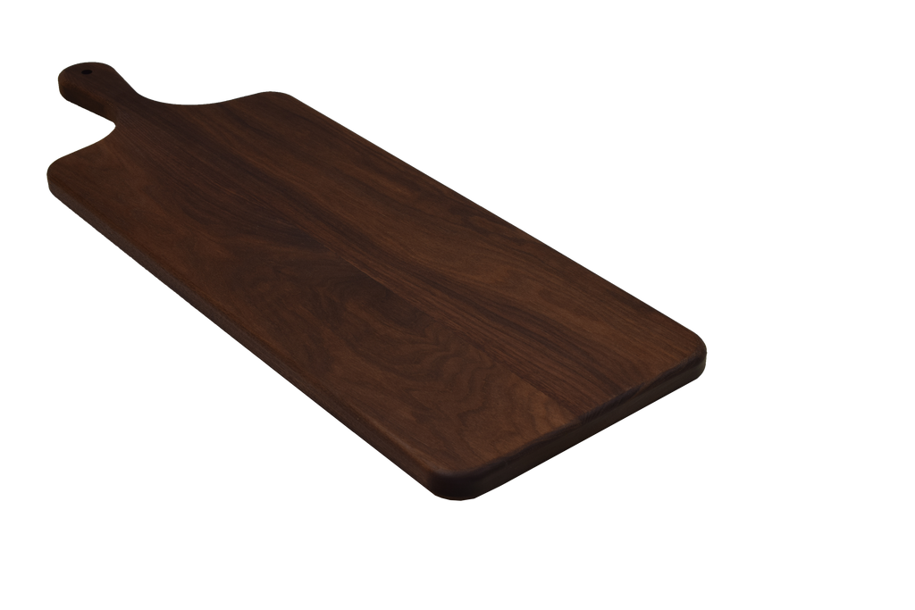 Large Walnut Standard Paddle Board.