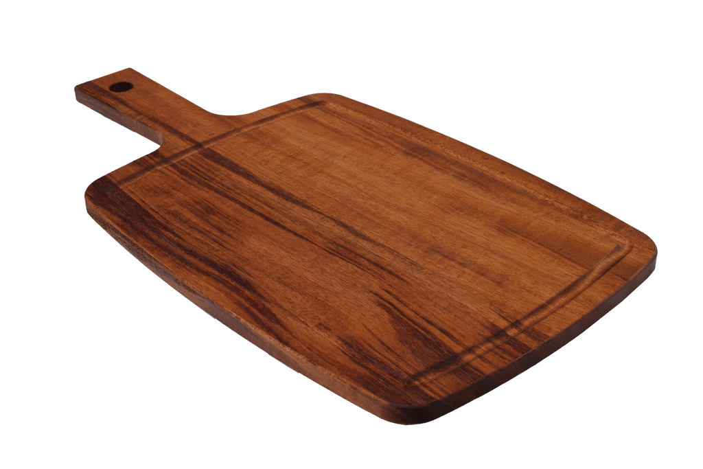 African Mahogany Artisanal Variety Cutting Board