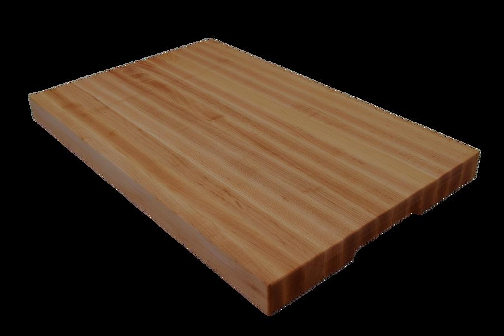 Specialty Finger Notch Cutting Board