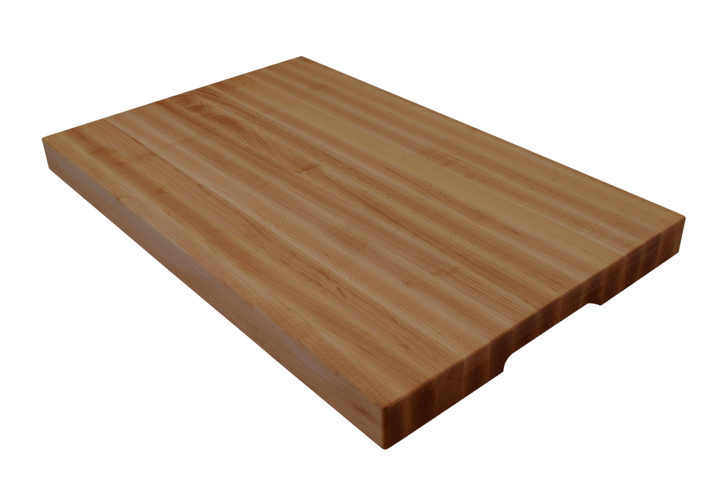 Specialty Finger Notch Cutting Board