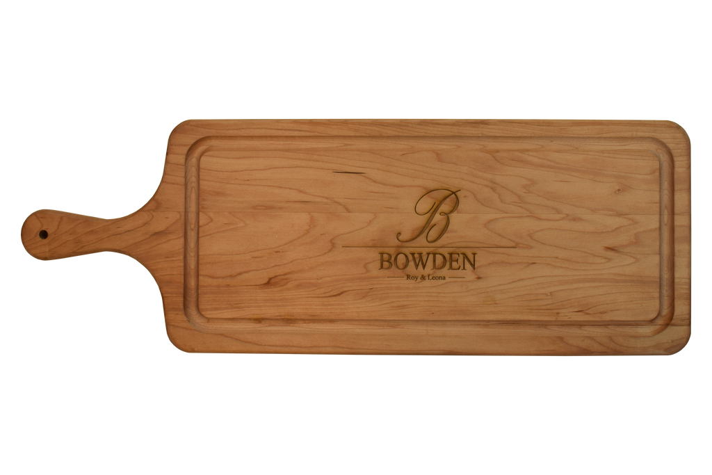 Paddle Board with Engraving.