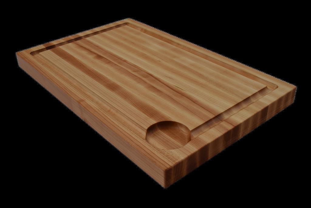 Corner Juice Well Specialty Cutting Board