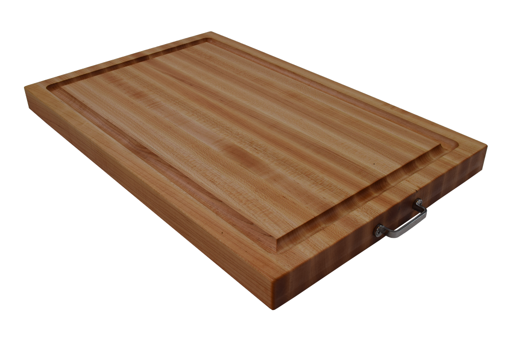 Specialty Stainless Steel Handle Cutting Board