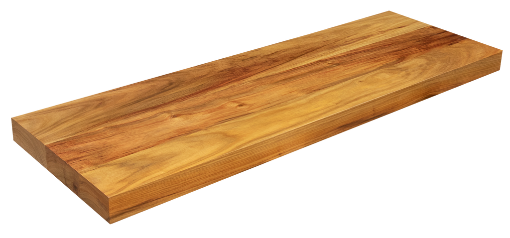 Canarywood Floating Stair Tread WP