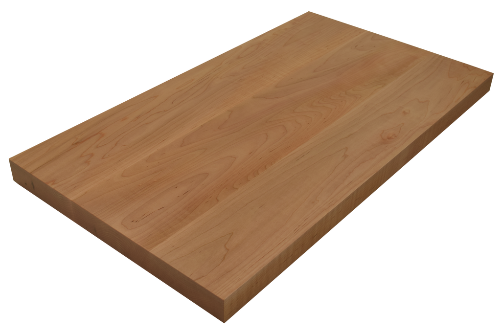 Soft Maple Wide Plank (Face Grain) Countertops