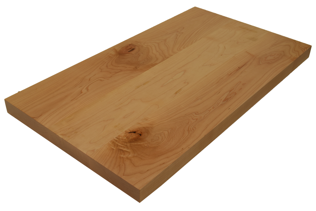 Rustic Maple Wide Plank (Face Grain) Countertops