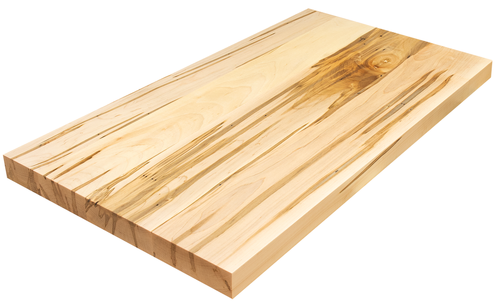 Wormy Wide Plank Counter Top