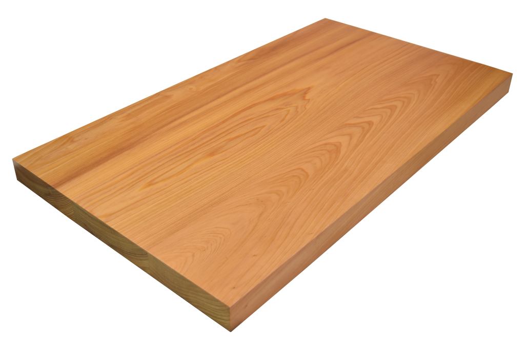 Cypress Wide Plank (Face Grain) Countertops