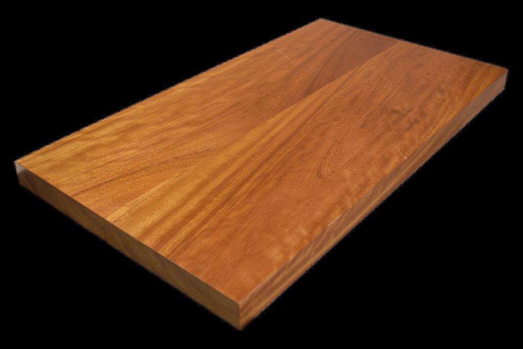 Iroko Wide Plank (Face Grain) Countertops