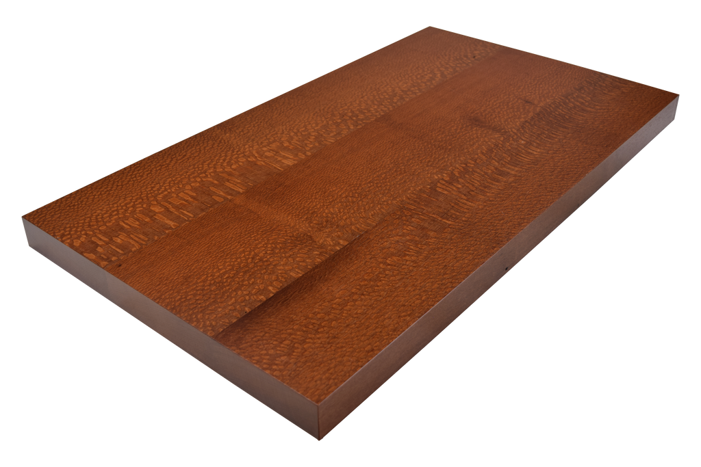 Leopardwood Wide Plank (Face Grain) Countertops