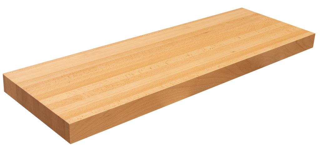 Beech Floating Shelf EG