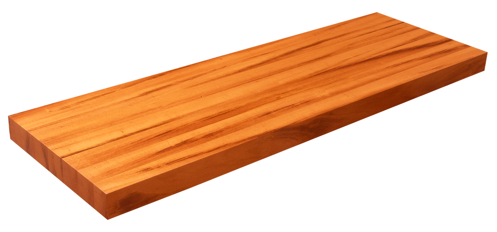 Tigerwood Floating Shelf EG