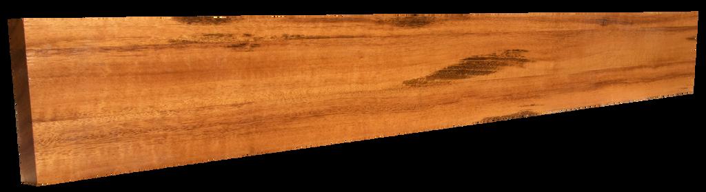 Tigerwood Backsplash