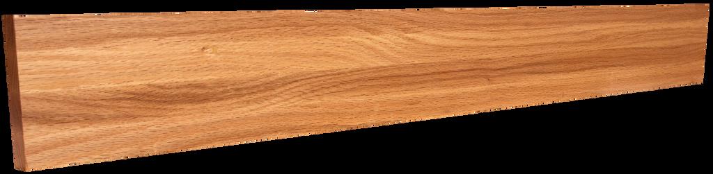 Rift Sawn Red Oak Backsplash EG