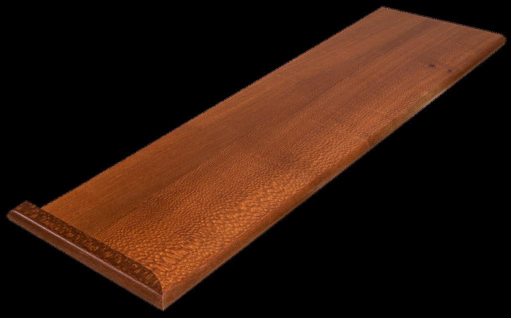 Leopardwood Stair Tread