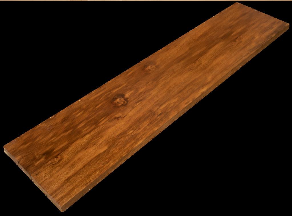 Tigerwood Stair Riser