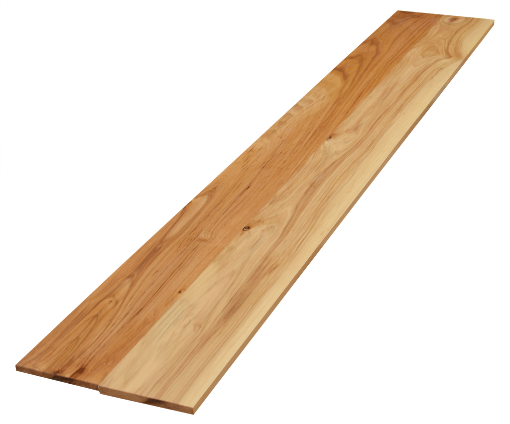 Character Hickory Stair Riser #560