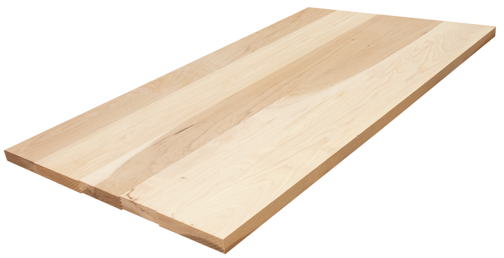 Hickory Wide Plank (Face Grain)#688