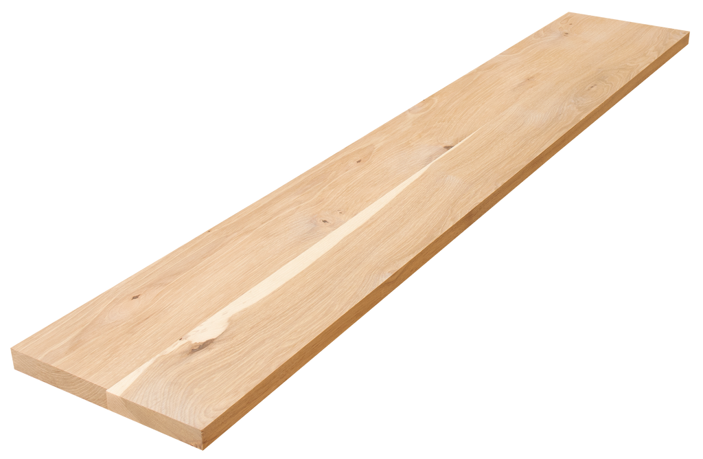 """Character Hickory Stair Riser #771 (.75""""-7.5""""-42.5"""")"""
