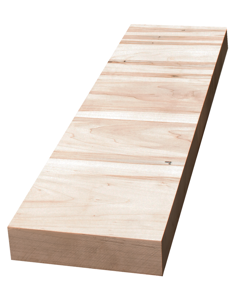 Wormy Maple Wide Plank (Face Grain) Countertop #866