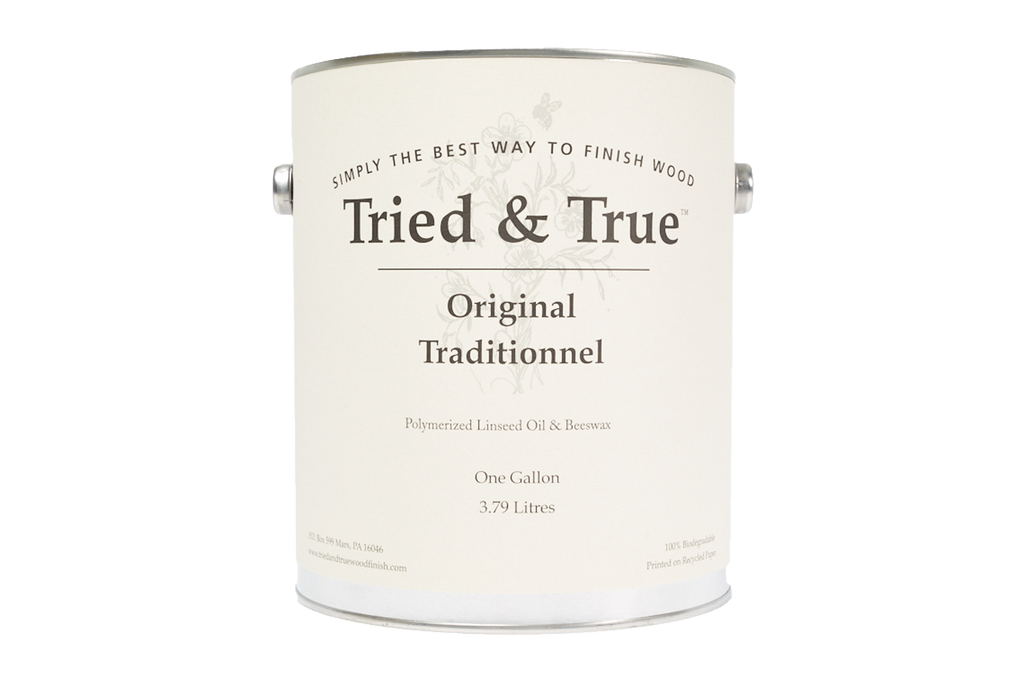 Tried & True Original Wood Finish Gallon