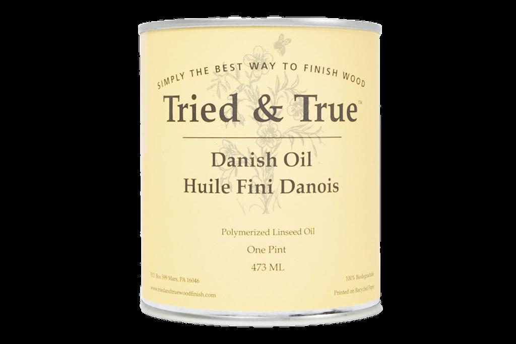 Tried & True Danish Oil Pint