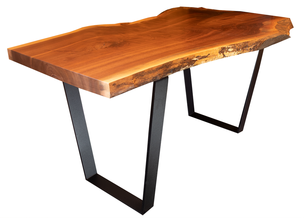 Small Live Edge Table