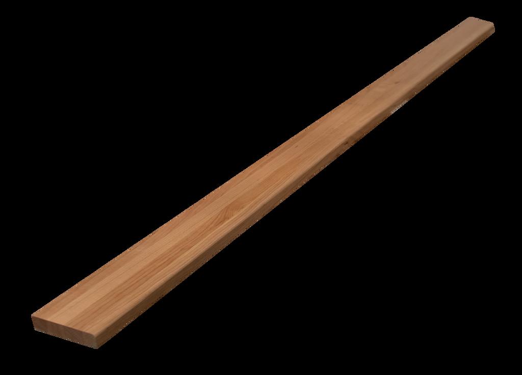 "Cherry Edge Grain Butcher Block Countertop #915 (.75""-3.75""-91"")"