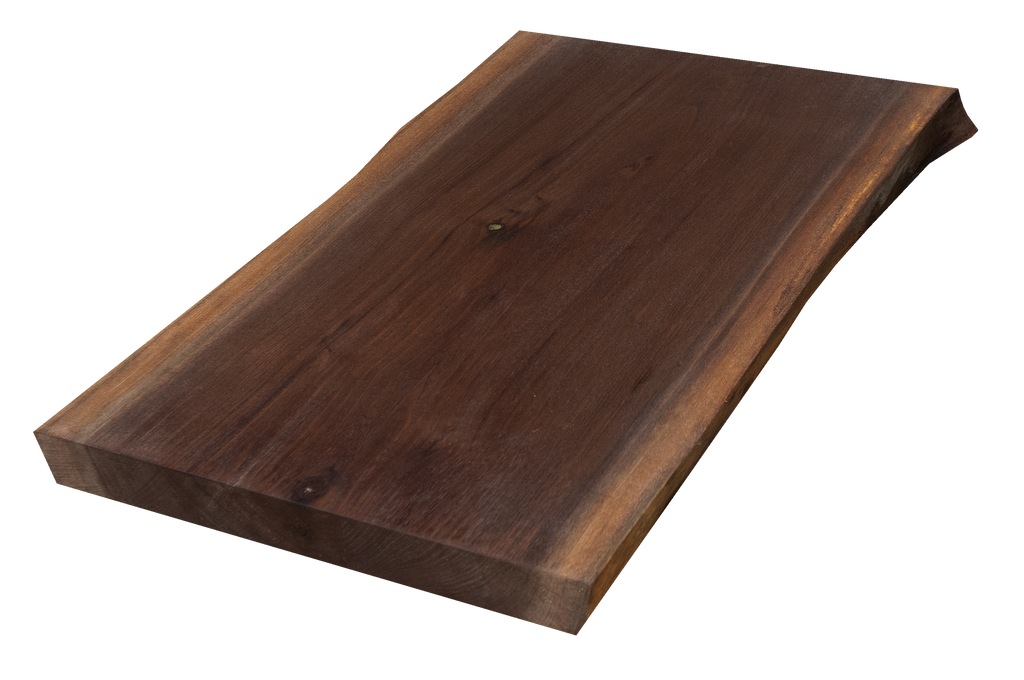 Walnut Live Edge Cutting Board #116