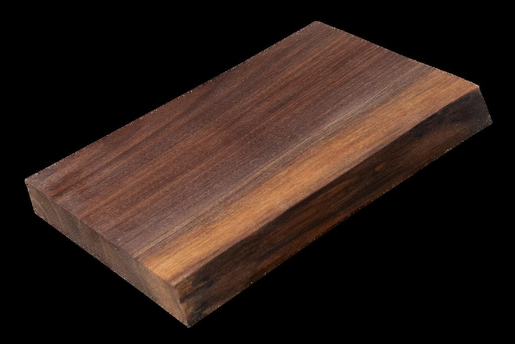 "Walnut Live Edge Cutting Board #134 (1.25""-8""-12"")"