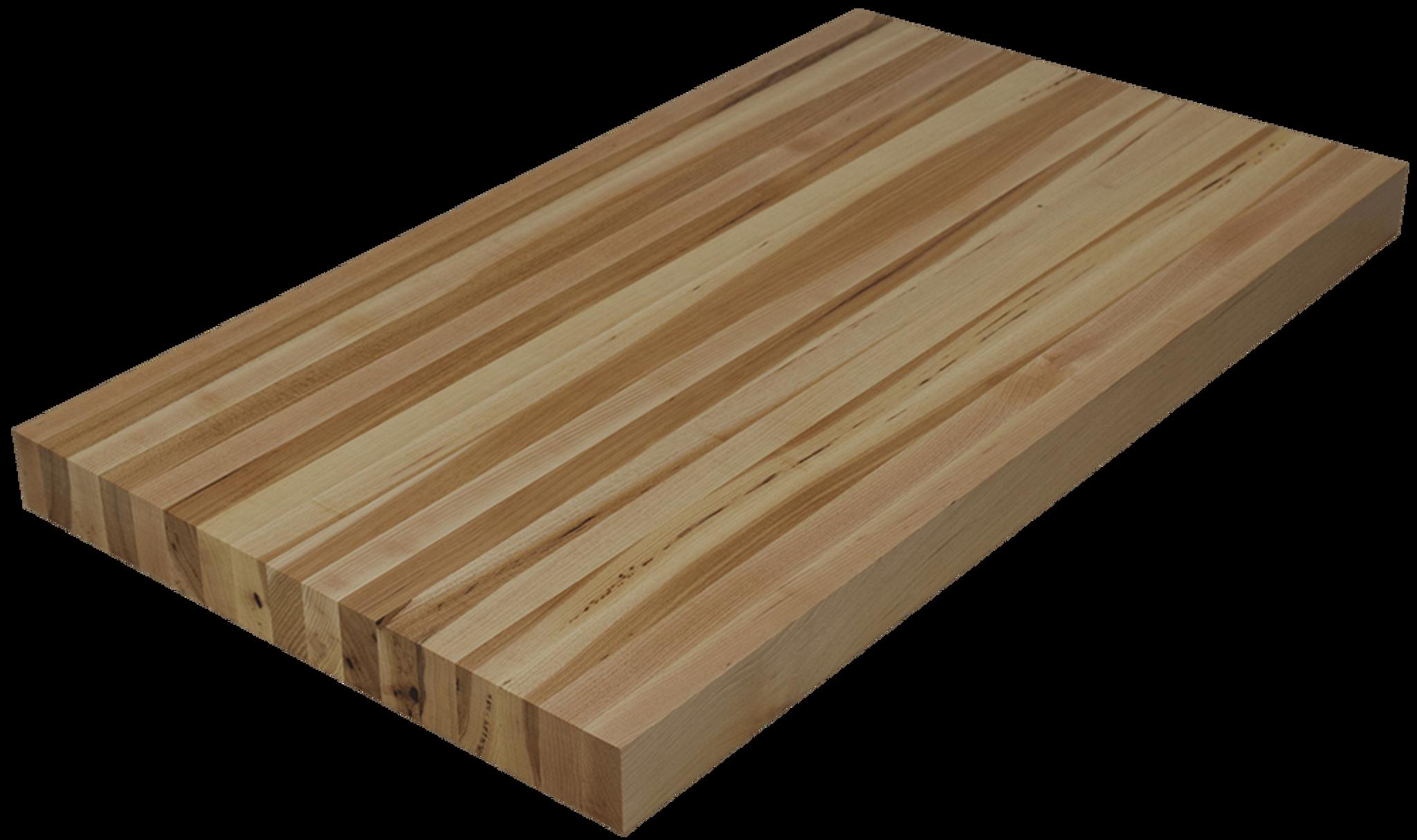 Hickory Edge Grain Butcher Block Countertop Hardwood Lumber Company