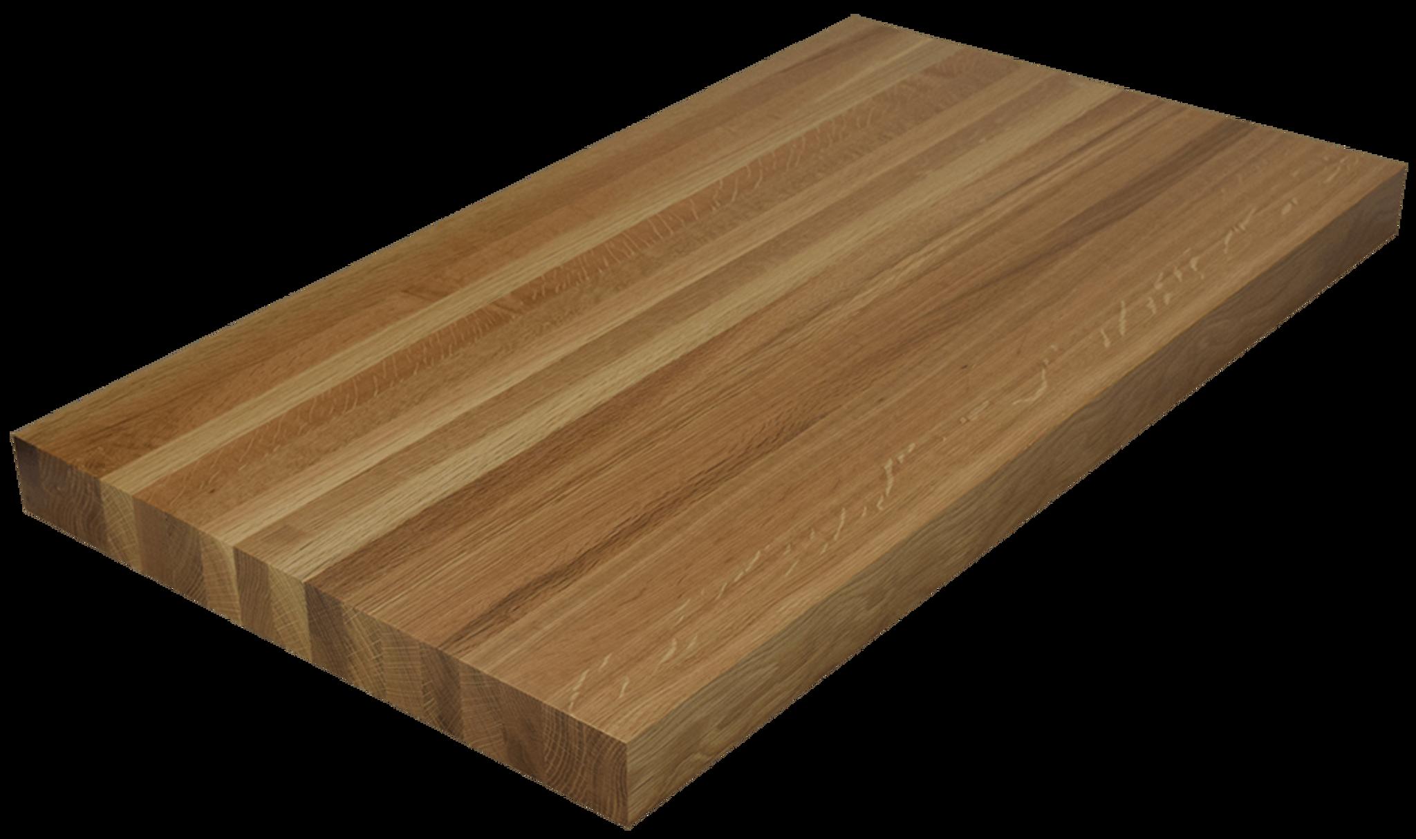wooden countertops in kitchen White Oak Edge Grain Butcher Block Countertop