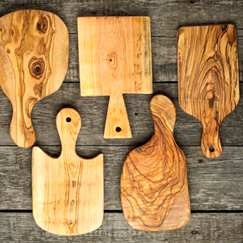 Unique Style Cutting Boards