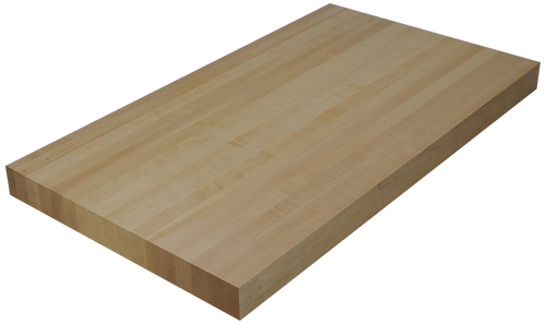 Maple Edge Grain Butcher Block Countertop.