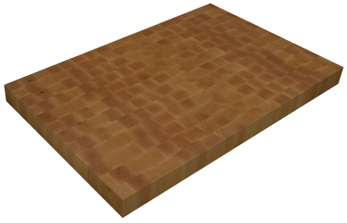 Maple End Grain Butcher Block Countertop.