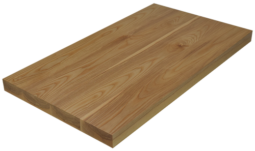 Ash Wide Plank (Face Grain) Countertop.