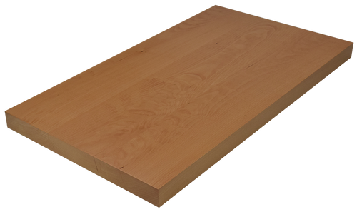 Beech Wide Plank (Face Grain) Countertop.