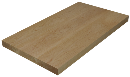 Maple Wide Plank (Face Grain) Countertop.