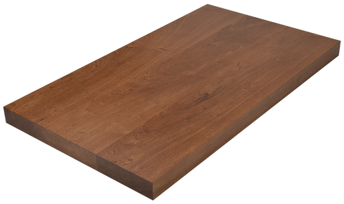 Sapele Wide Plank (Face Grain) Countertop.
