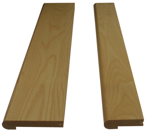 Two Ash Landing Treads