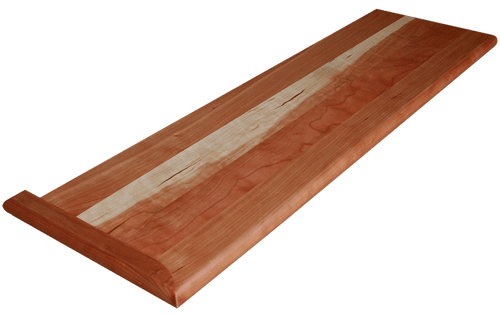 Character Cherry Stair Tread.
