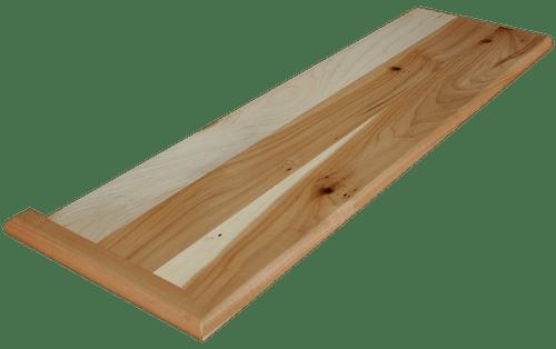 Carpet Grade Poplar Stair Tread.