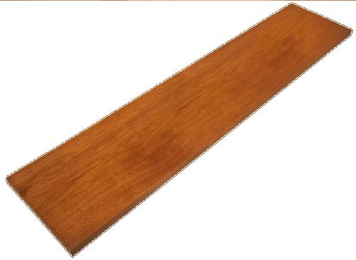 Sapele Stair Riser